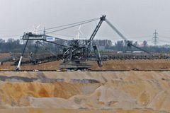 Braunkohlentagebau Inden - Bagger