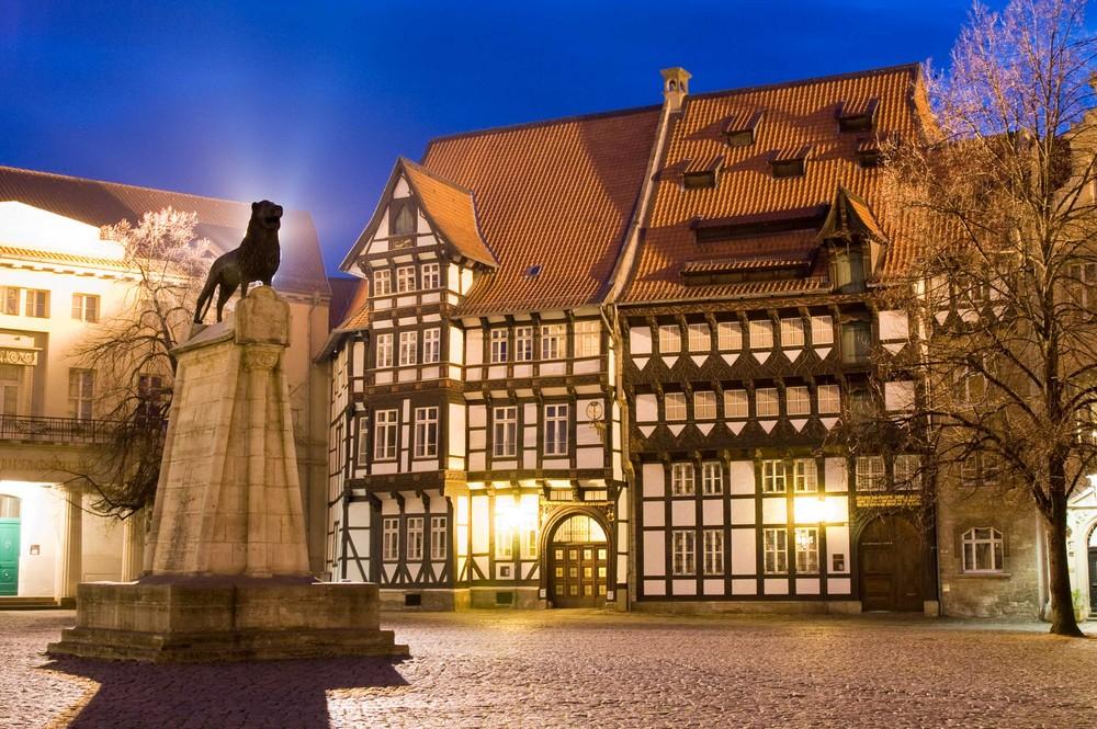 Braunschweig Burgplatz