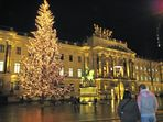 Braunschweig, Weihnachten am wieder aufgebautem Schloß!