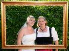 Braut und Brautmutter - Caro und Anita