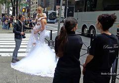 Brautmodenshooting mit Alexander Lipkin