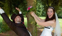 Brautpaar Fun