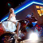 Brautrausch auf'm Moped