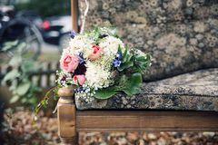 Brautstrauß bleibt Brautstrauß