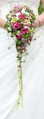 Brautstrauß - selbst gemacht