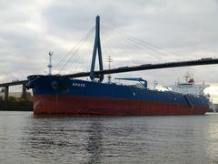 Bravo - Rohöl-Tanker