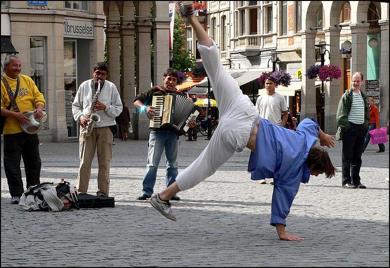 break dance I