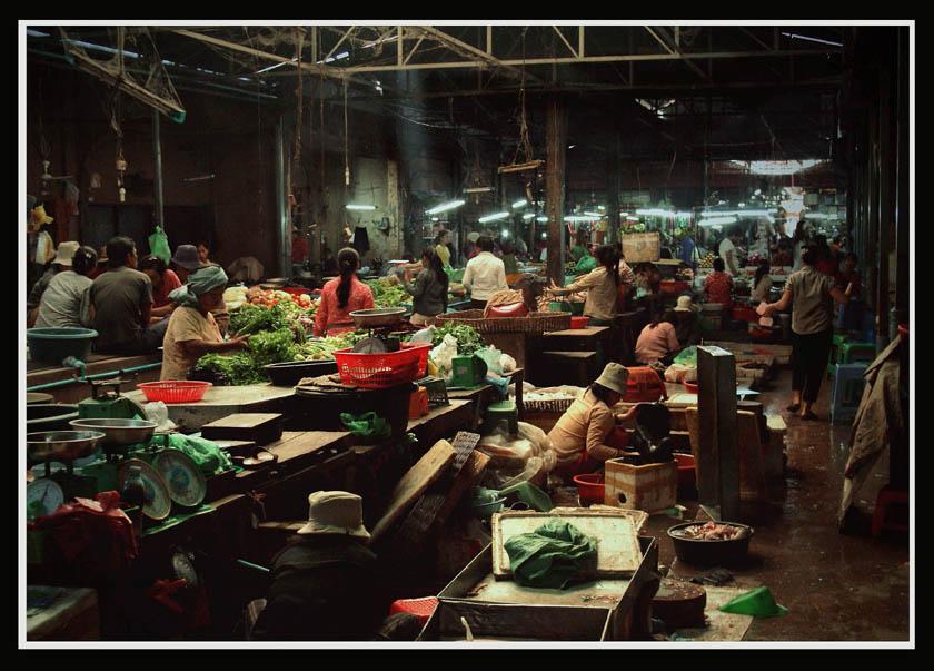 """...break time in old market"""