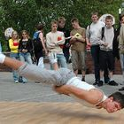 Breakdance - Beim NRW Streetball 2004