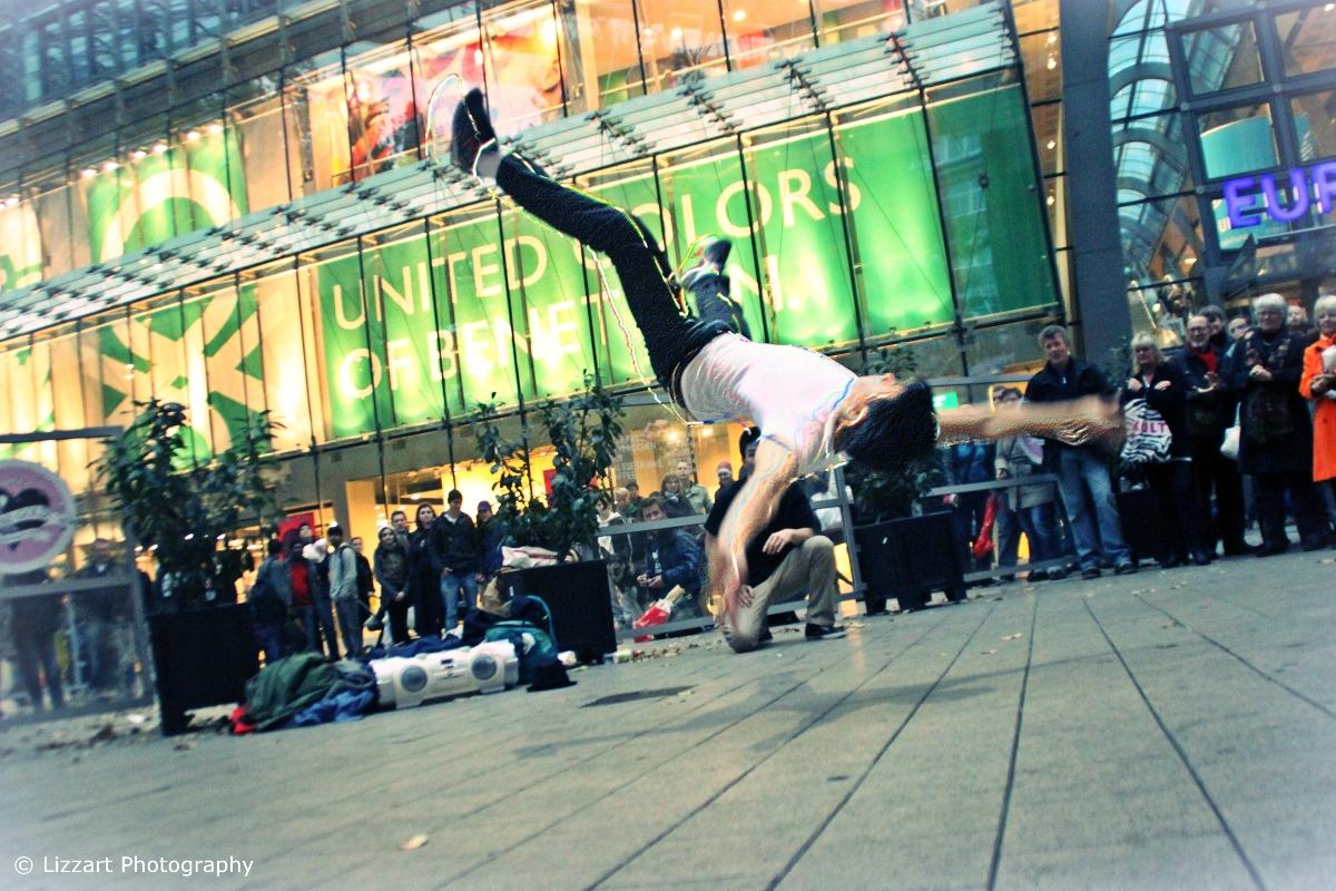 Breakdance H²