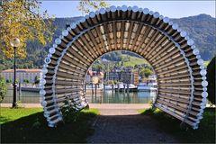 Bregenz - Der Licht-Tunnel