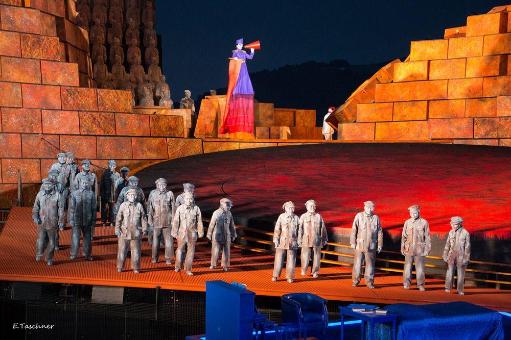Bregenz - Festspiele - Turandot - 2015 - #5