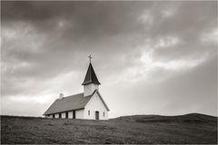 Breidavik church...