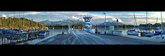 Breitbrunn am Chiemsee Autofähre (Breit)
