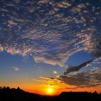 Breitenberg wide screen sunset