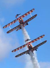 Breitling Wingwalkers (GB) - Stearman
