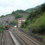 Breitspur RENFE zur Puerto de Pajares (Pass). 02