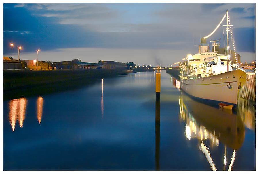 Bremen Europahafen 2004