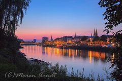 Bremen im Licht