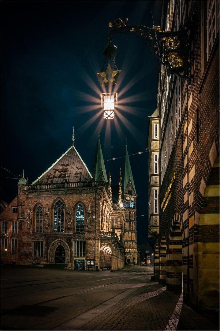 Bremen nachts  1 ....