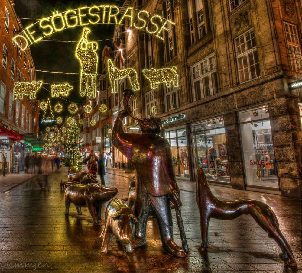 Bremen Sägestrasse