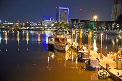 Bremen und die Weser