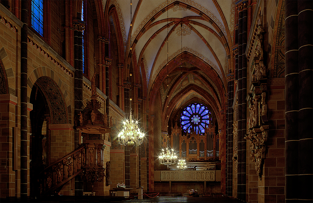 Bremer Dom - Die Orgel
