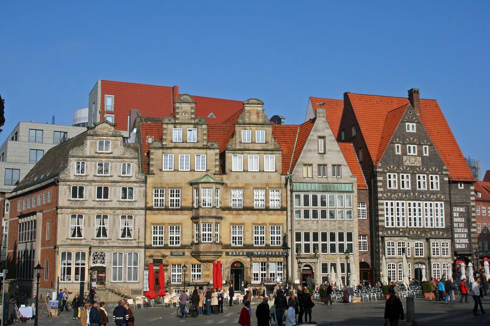 Markt De Bremen