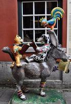 Bremer Stadtmusikanten...bestrickt