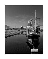 """Bremerhaven """" Hafenwelten, aus meiner Sicht...."""""""