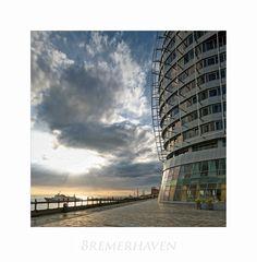 """Bremerhaven """" Hafenwelten - aus meiner Sicht**..."""""""