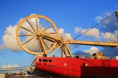 Bremerhaven — Rohr - und Kabelleger 2
