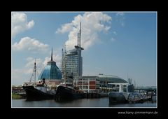 Bremerhaven Standardmotiv