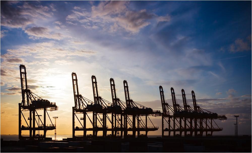 Bremerhaven - Überseehafen