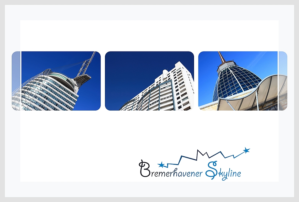Bremerhavener Skyline