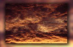brennender Himmel 2