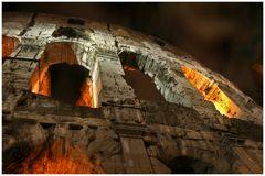 Brennendes Rom....