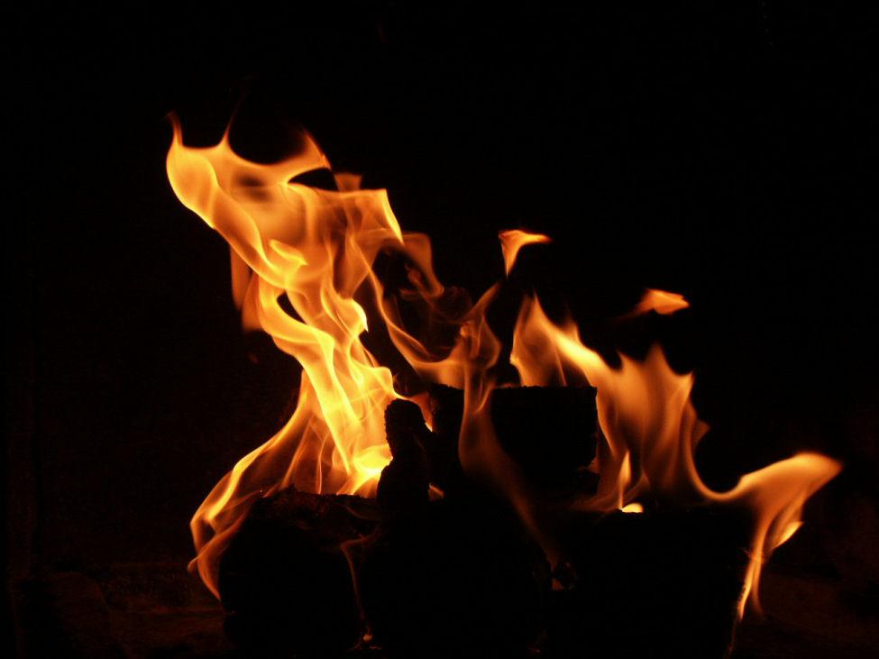 brennendes Verlangen