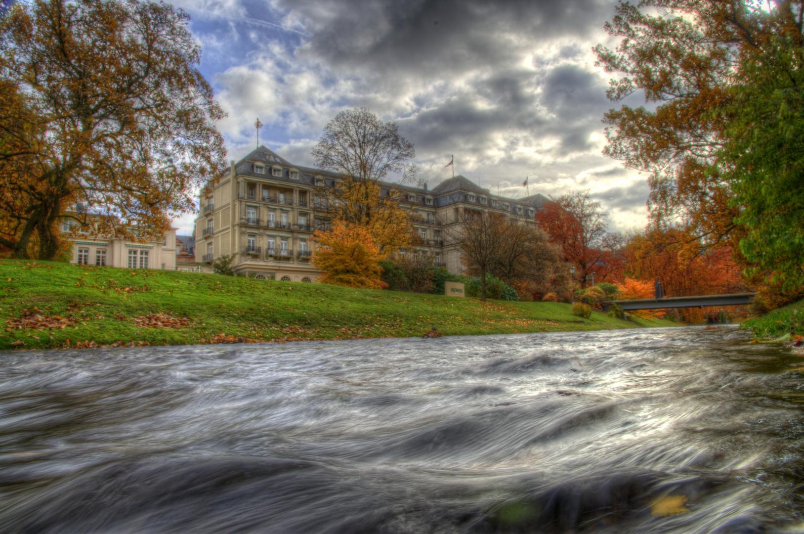 Brenners Park Hotel und Spa