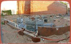 Brennöfen aus dem Mittelalter