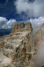 Brenta: die schönsten Bergformationen der Alpen