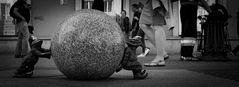 Breslau - Straßenkunst