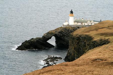 Bressay Lighthouse (Shetland)