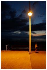 Bretagne #21 Promenade by Night