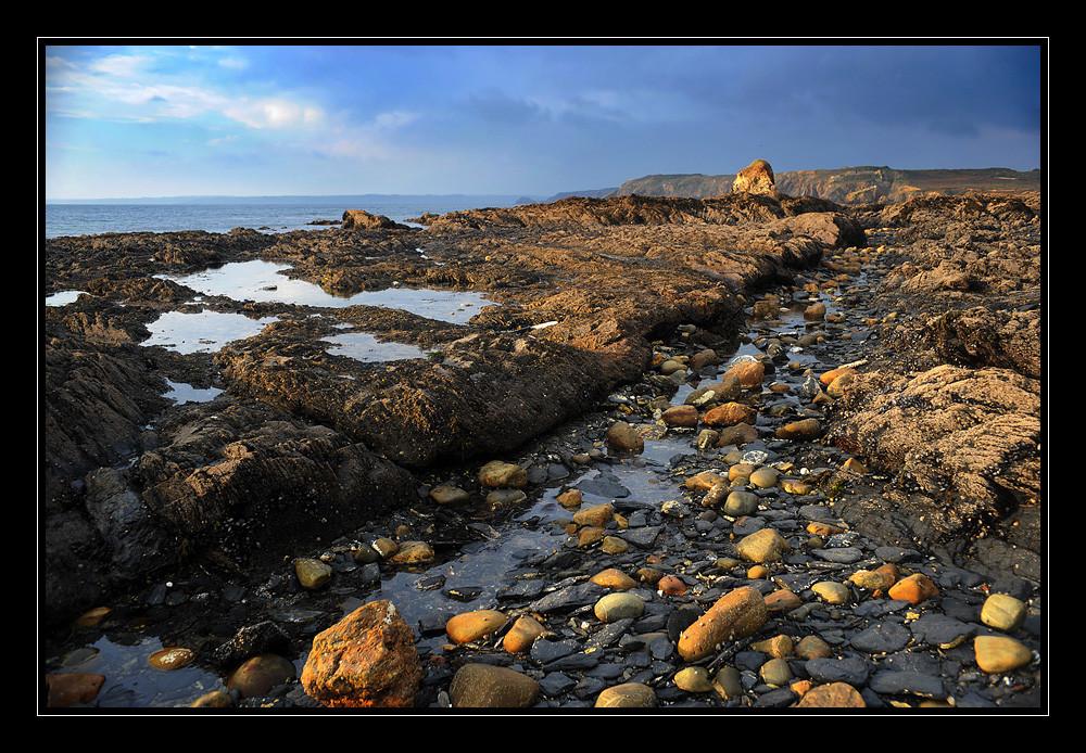 Bretagne - Camaret - Atlantikküste