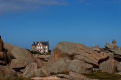 Bretagne - Côte de granit rose