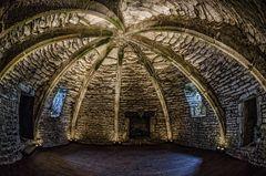 Bretagne - Fort La Latte... am Ende der Wendeltreppe