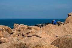 Bretagne - Granit Rose... Zweisamkeit