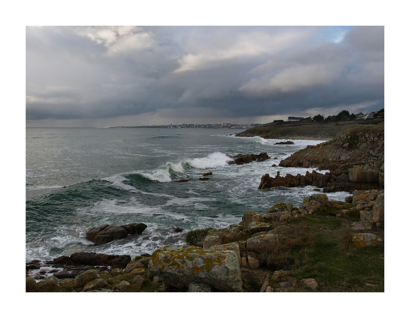 Bretagne hivernale