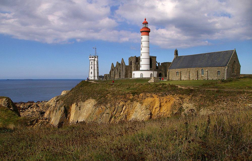 Bretagne La Pointe Saint-Mathieu